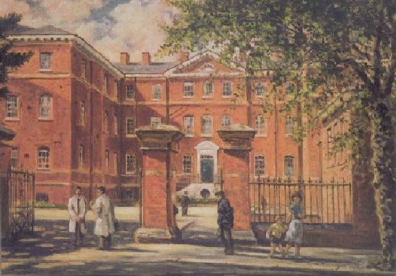 Worcester Royal Infirmary